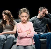 Выписать ребенка после развода