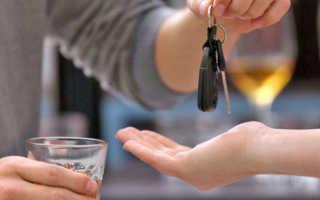 Передача автомобиля лицу не имеющему прав