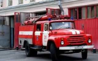 Пожарная инспекция москвы подать жалобу