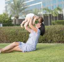Алименты матери до 3 лет