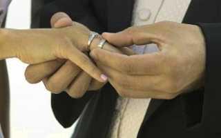 Что делать с венчальным кольцом после развода