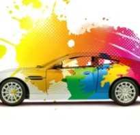 Как перекрасить авто в другой цвет