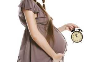 Длительность отпуска по беременности и родам