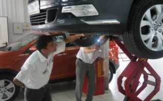Что такое дефектовка автомобиля после дтп