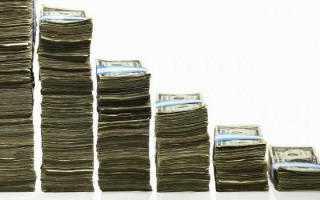 Доходы налоговых служащих