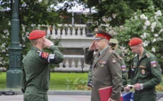 Увольнение в запас военнослужащих срочной службы