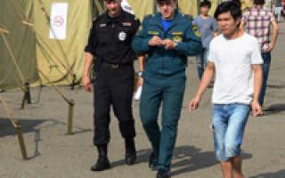 Депортация иностранцев после отбытия срока