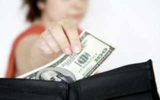 Должна ли женщина в декрете платить алименты