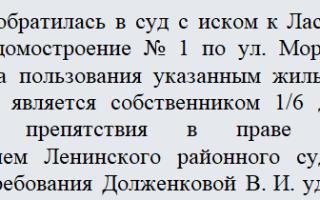 Заявление в конституционный суд рф образец пример