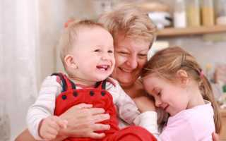 Доверенность на представление интересов ребенка бабушке