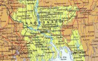 Бангладеш форма правления