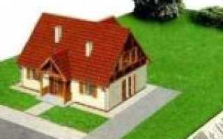 Ведение садоводства можно ли строить дом